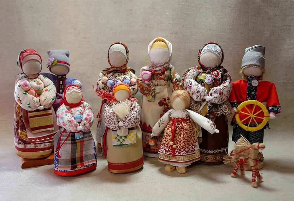 Какими были русские куклы-обереги, их функции и значение.