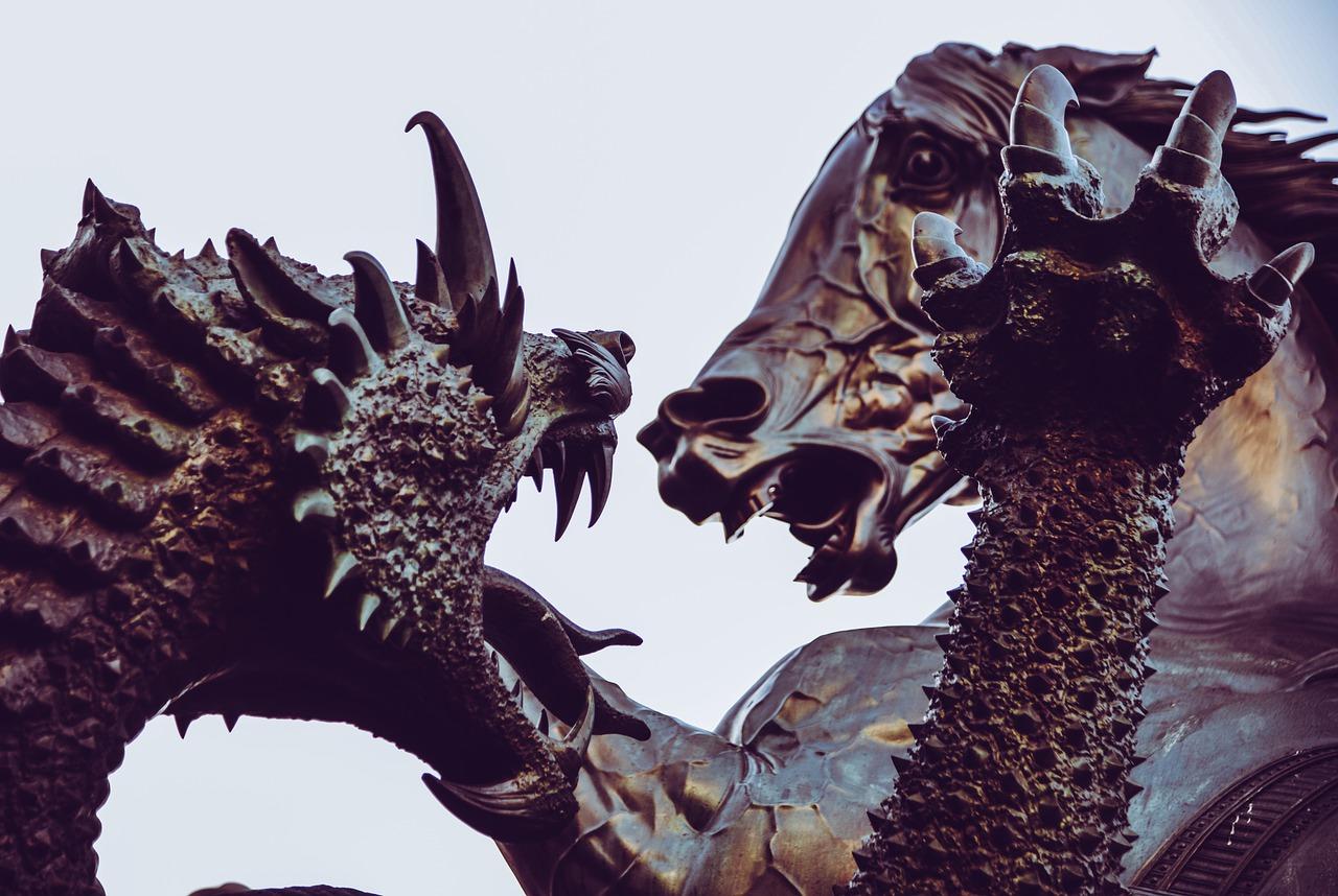 Дракон и лошадь – идеальная совместимость пары